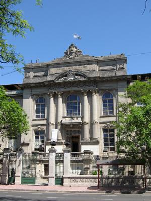 Buenos Aires, Barracas, Instituto Nacional de Microbiología