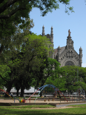 Buenos Aires, Barracas, Parque Leonardo Pereyra