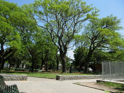 Buenos Aires, Barracas, Plaza Díaz Vélez