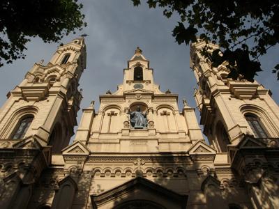 Buenos Aires, Barracas, Iglesia de Santa Felicitas