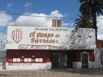 Buenos Aires, Barracas, Club Atlético Barracas Central