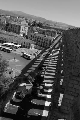 España, Segovia, aqueducto