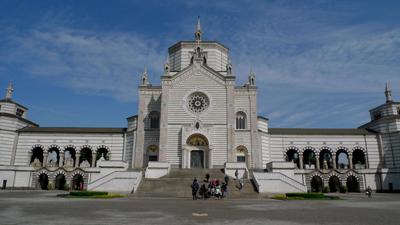 Milan, Milano, Cemitero Monumentale