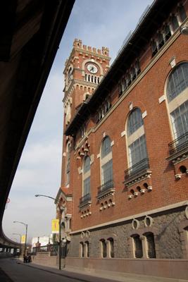Buenos Aires, La Boca, CIAE, Chiogna, Usina del Arte
