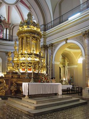 Argentina, Córdoba, Basílica de Nuestra Señora de La Merced