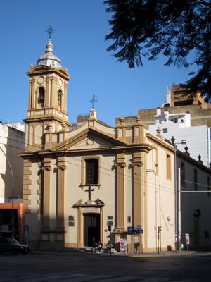 Argentina, Córdoba, Iglesia del Pilar