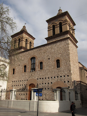 Argentina, Córdoba, Iglesia de la Compañía de Jesús