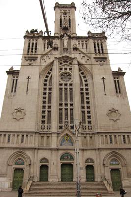 Argentina, Córdoba, Iglesia de María Auxiliadora