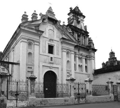 Argentina, Córdoba, Iglesia de Santa Teresa
