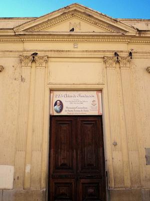 Argentina, Córdoba, Convento de las Hermanas Terciarias Carmelitas de Santa Teresa de Jesús