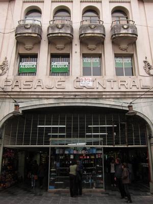 Argentina, Córdoba, Pasaje Central