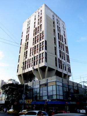 Argentina, Córdoba, brutalism