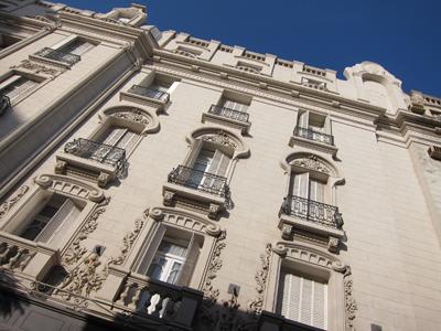 Argentina, Córdoba, Art Nouveau