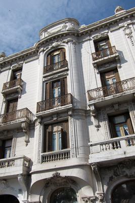 Argentina, Córdoba, Beaux-Arts, Plaza San Martín