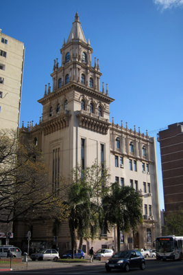 Montevideo, Avenida 18 de Julio, Ministerio de Salud Pública