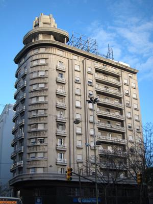 Montevideo, Avenida 18 de Julio, Edificio Tagle, Racionalismo