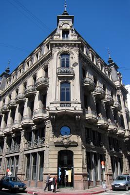 Montevideo, Ciudad Vieja, Palacio Gandós