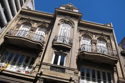 Montevideo, Ciudad Vieja, Beaux-Arts