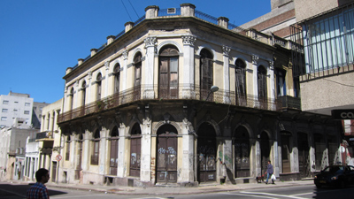 Montevideo, Ciudad Vieja