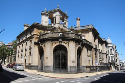 Montevideo, Ciudad Vieja, Palacio Taranco