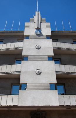 Montevideo, Ciudad Vieja, boutique hotel