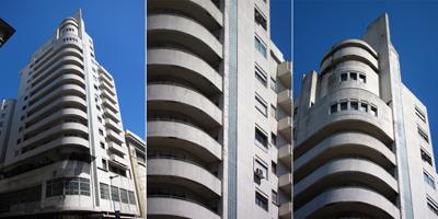 Montevideo, Avenida 18 de Julio, Edificio Lapido, Racionalismo