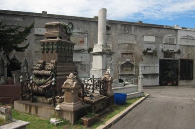 Montevideo, Cementerio Central