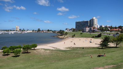 Montevideo, Buceo, marina