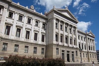 Montevideo, Palacio Legislativo
