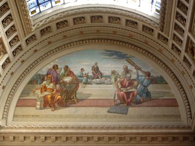 Montevideo, Palacio Legislativo, Salón de los Pasos Perdidos