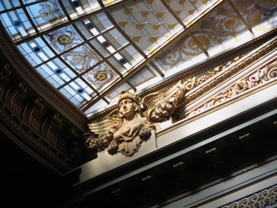 Montevideo, Palacio Legislativo, Senado