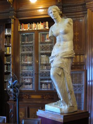 Montevideo, Palacio Legislativo, Biblioteca, Venus de Milo