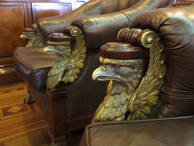 Montevideo, Palacio Legislativo, Biblioteca
