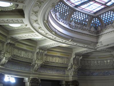 Montevideo, Palacio Legislativo, Cámara de Representantes