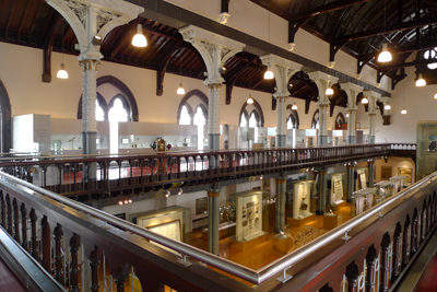 Scotland, Glasgow, Kelvingrove, University of Glasgow, Hunterian Museum