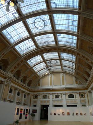 Scotland, Glasgow, Mitchell Library, Andrew Carnegie
