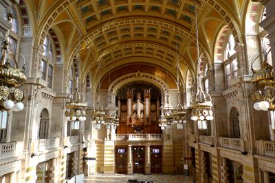 Scotland, Glasgow, Kelvingrove Art Gallery