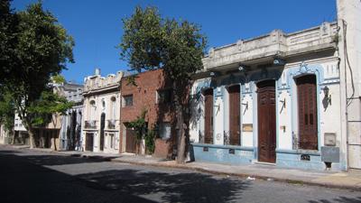 Uruguay, Montevideo, Boulevard España, architecture, arquitectura