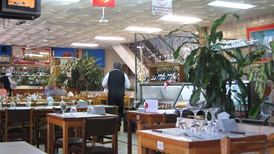 Uruguay, Montevideo, La Aguada, Bar Vaccaro