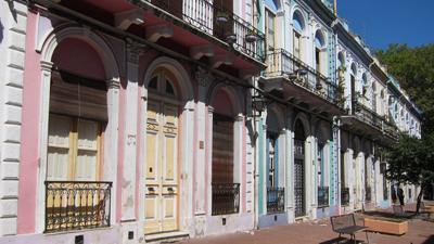 Uruguay, Montevideo, Barrio Reus al Norte