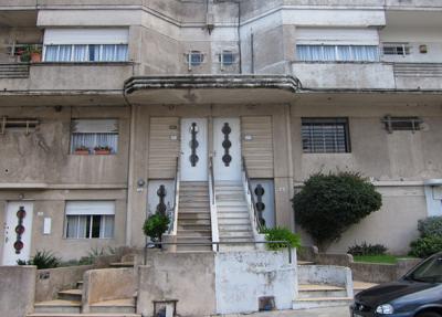 Uruguay, Montevideo, Barrio Jardín, Racionalismo