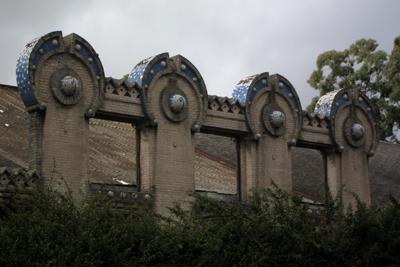 Uruguay, Montevideo, El Prado, Exposición Rurual, Cayetano Buigas y Monravá, modernisme