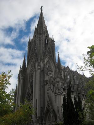 Uruguay, Montevideo, El Prado, Iglesia de los Carmelitas