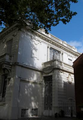 Uruguay, Montevideo, El Prado