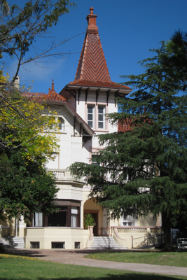 Uruguay, Montevideo, El Prado, Casa quinta Alfonso Seré