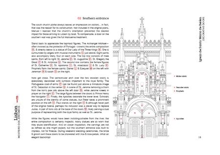 Mosteiro dos Jerónimos, guide, design