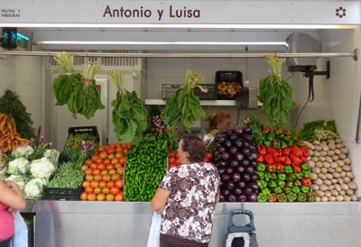 España, Spain, Cádiz, mercado