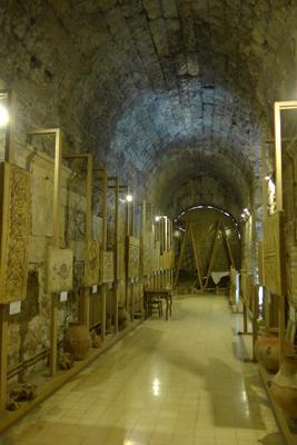 Jordan, Amman, Roman theater museum