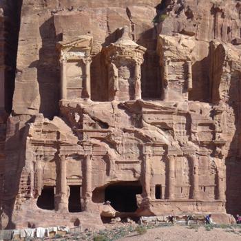 Jordan, Petra, Treasury inspiration