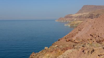 Jordan, Dead Sea